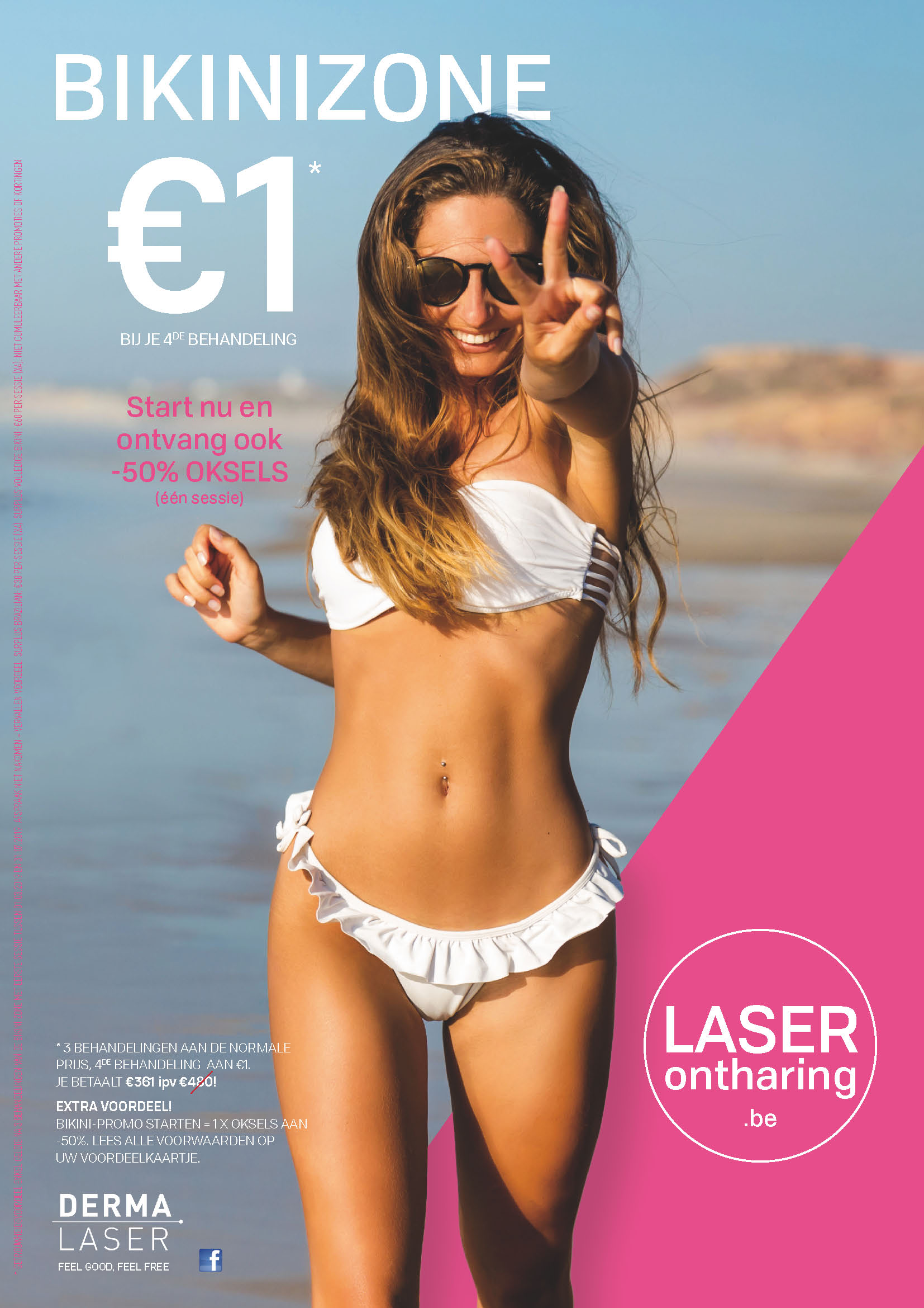Laserontharing Spa Différent